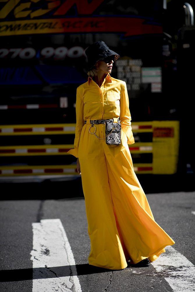 модные тренды 2020 года в одежде