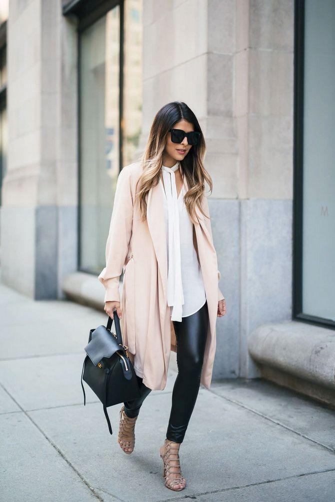 was mit Streetstyle-Leggings zu tragen