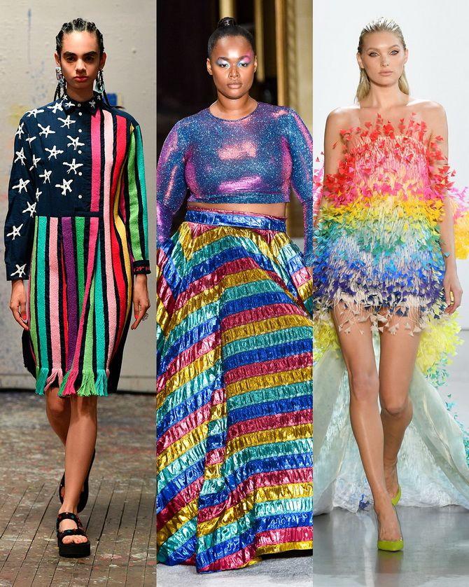 модные тренды весна лето 2020 одежда