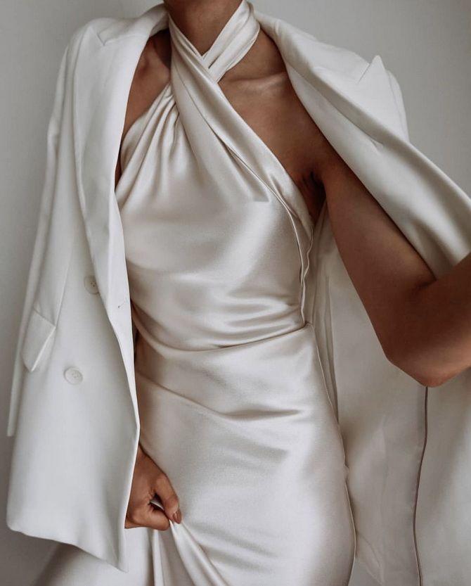 14 моделей платьев с драпировкой, которые стоит примерить в 2021-2022 году 2