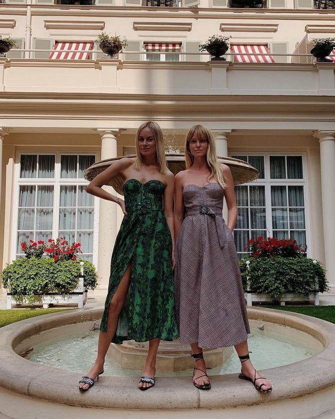літні жіночі сукні 2020-2021