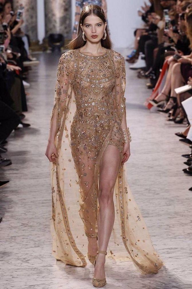 модні сукні з паєтками 2020