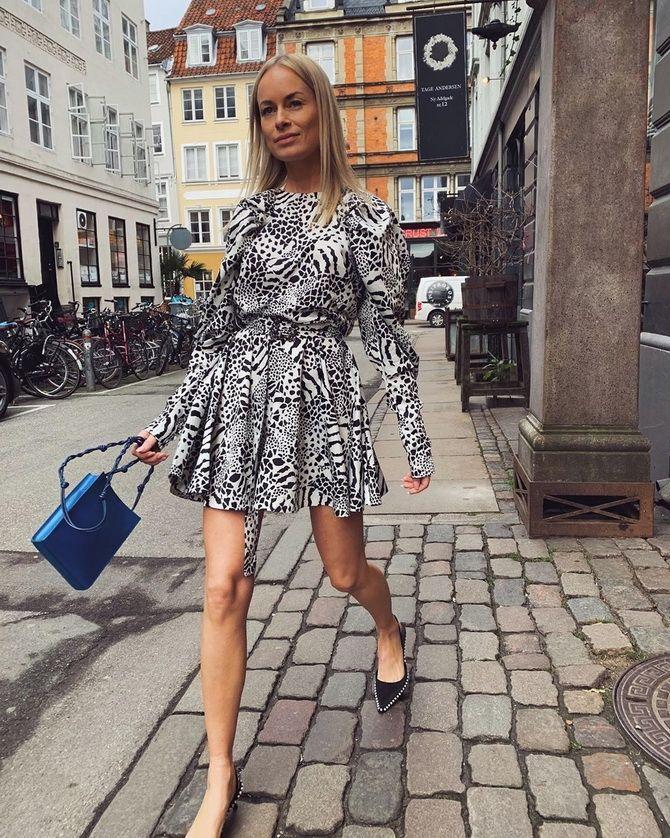леопардова сукня 2020-2021