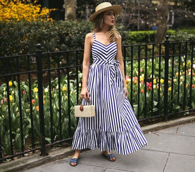 літня сукня з воланами 2020