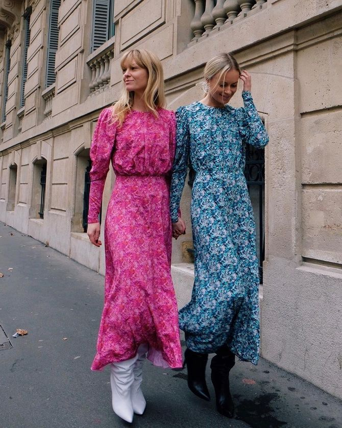 літні сукні з квітковими принтами 2020