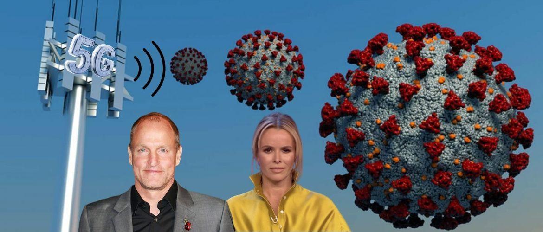 Короназмова: зірки, які пропагують теорію 5G-змови мільйонам фанатам