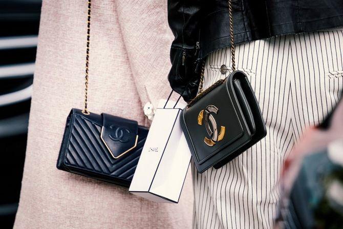 сумочки от шанель