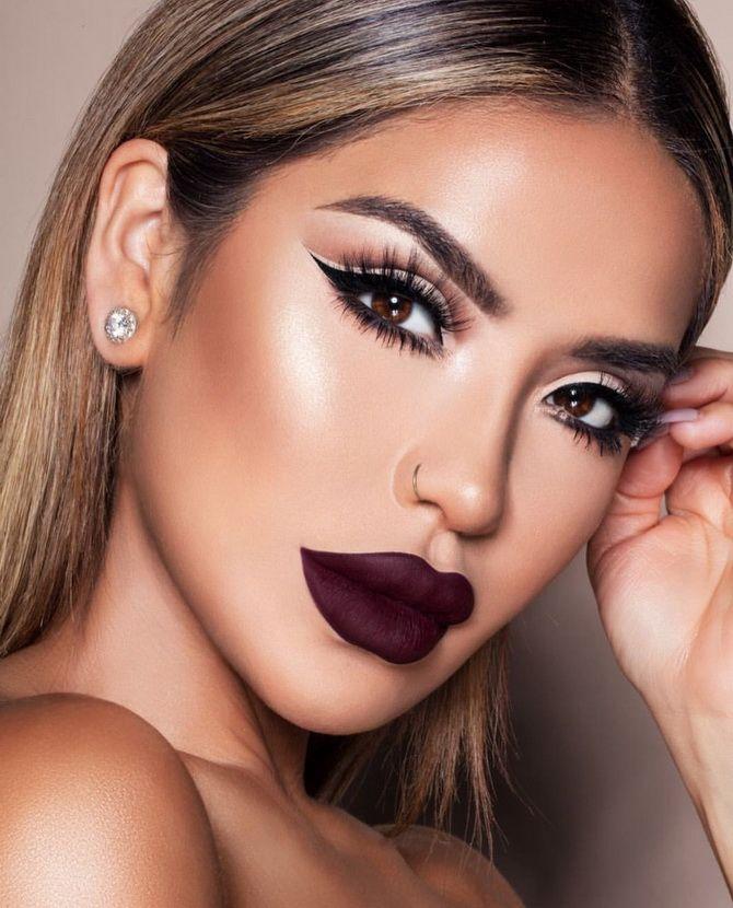 тенденции в макияже 2020 года