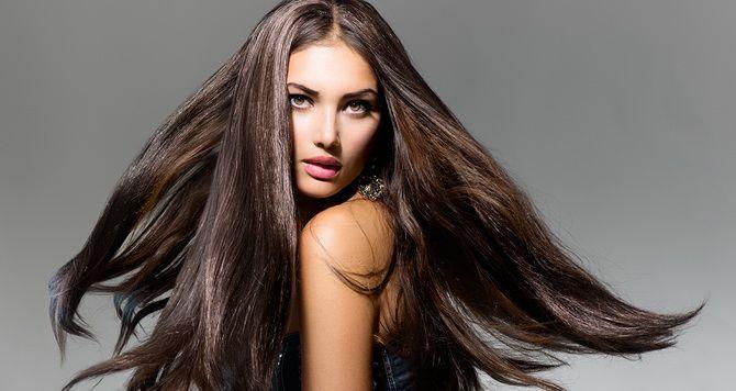 кравивые волосы