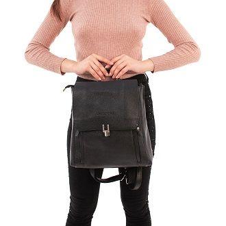 Модні жіночі шкіряні рюкзаки 2021 2