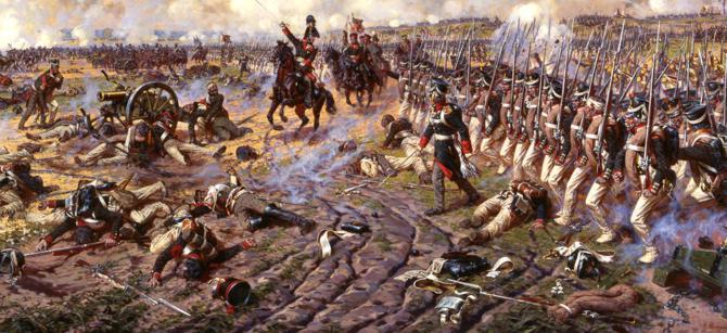 Битва при Бородино 1812