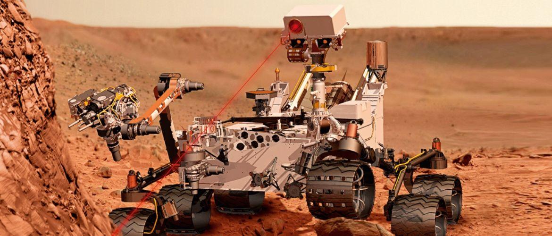Марсианские новости: космический корабль доставит образцы грунта с красной планеты