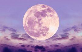 полная луна