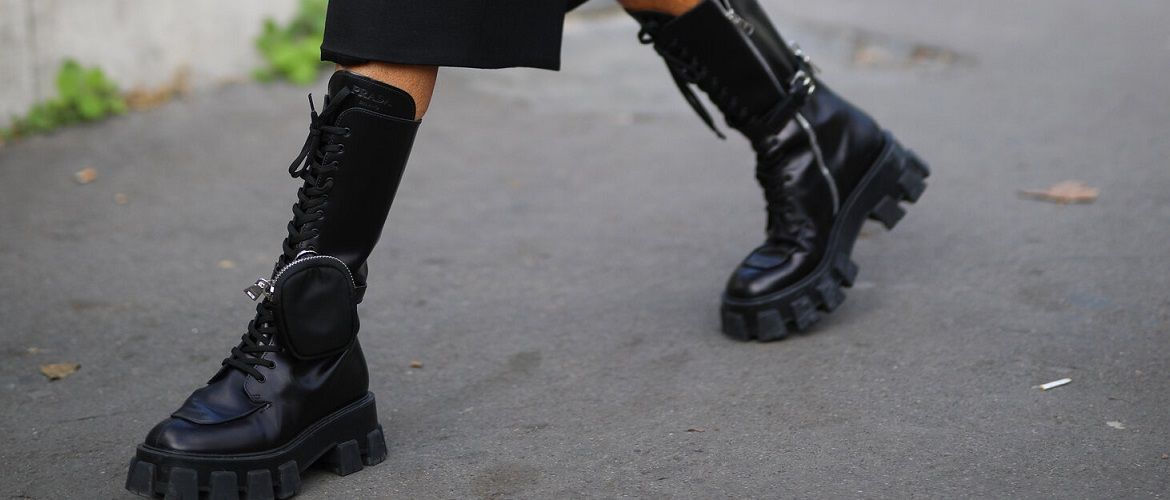 Rockstar: 39 graceful ways to wear rough boots in 2021-2022