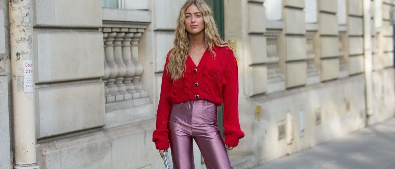 С чем носить женский кардиган в 2021-2022 году: фэшн-уроки от модниц