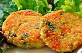 Самые вкусные овощные котлеты – простые рецепты