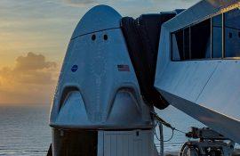 Запуск корабля SpaceX з астронавтами на борту відклали: названа нова дата польоту