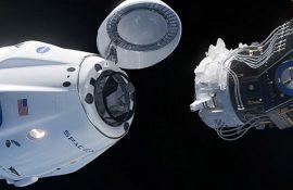 Повторный запуск корабля SpaceX с астронавтами на борту – когда будет и где смотреть онлайн