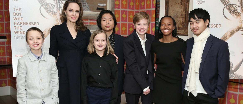 Тоді і зараз: як змінилися діти Анджеліни Джолі і Бреда Пітта