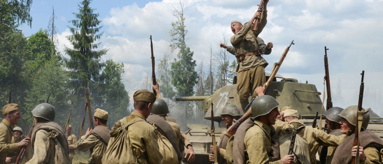 Подвиг ціною життя: російські фільми про війну
