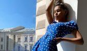 Сукня в горошок: носимо стильно в 2021-2022 році