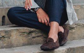 Модные тенденции мужской обуви 2021-2022: популярные модели, стильные фасоны