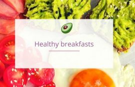 Healthy breakfasts