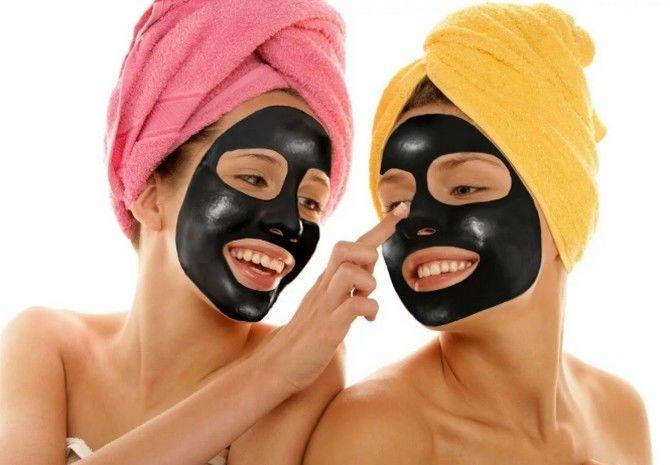 Виды черных масок