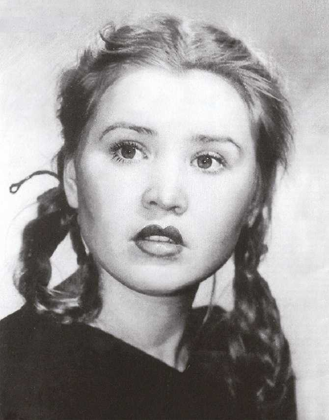 Катерина Савінова