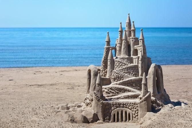 замок з піска