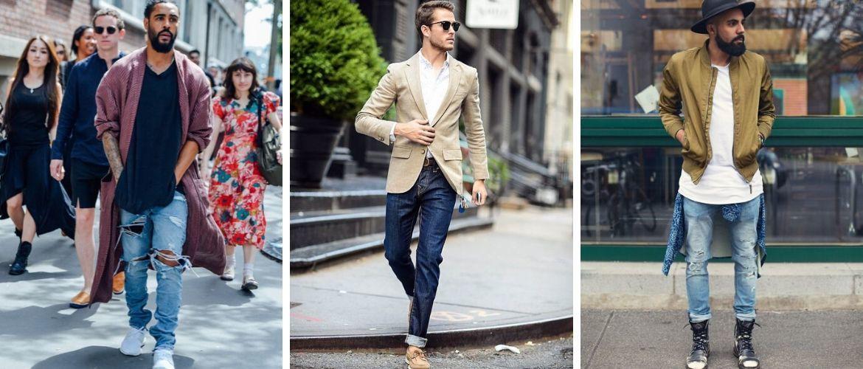 Чоловіча мода: які джинси носити 2020-2021