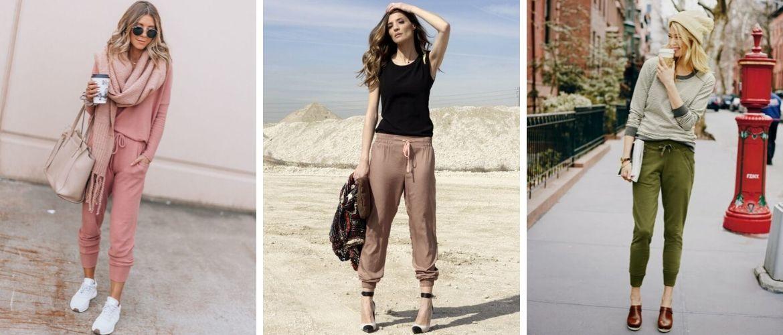 Витончені способи носити штани джогери 2021-2022