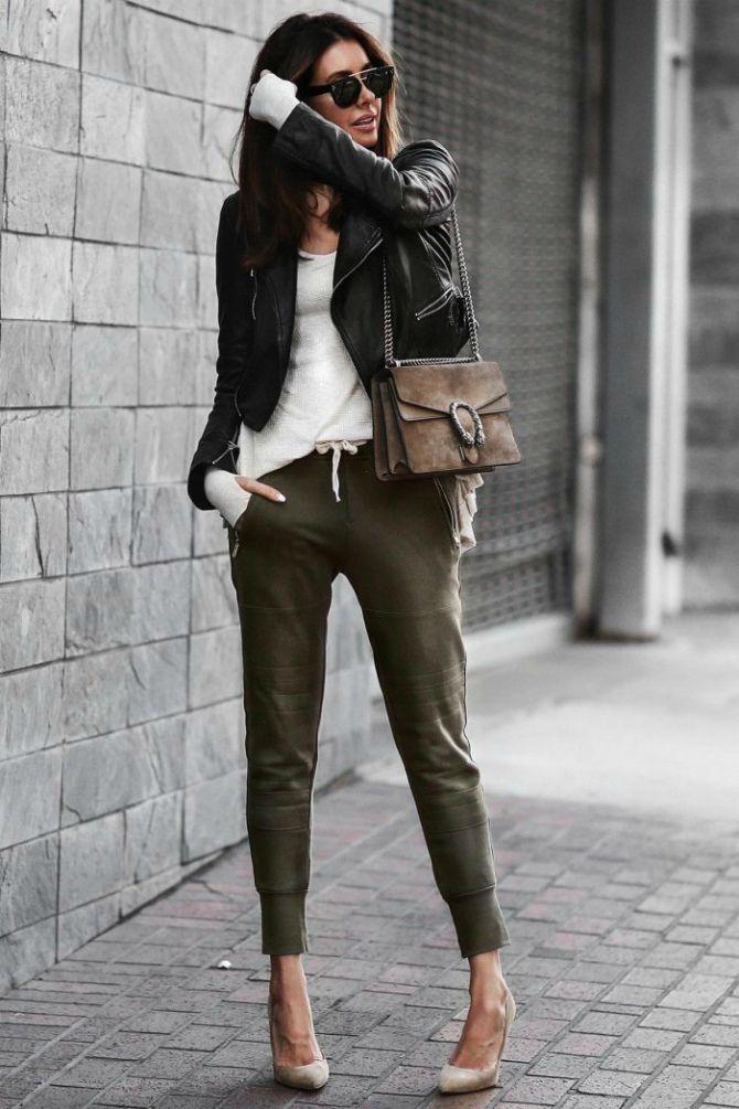 джинсы джоггеры