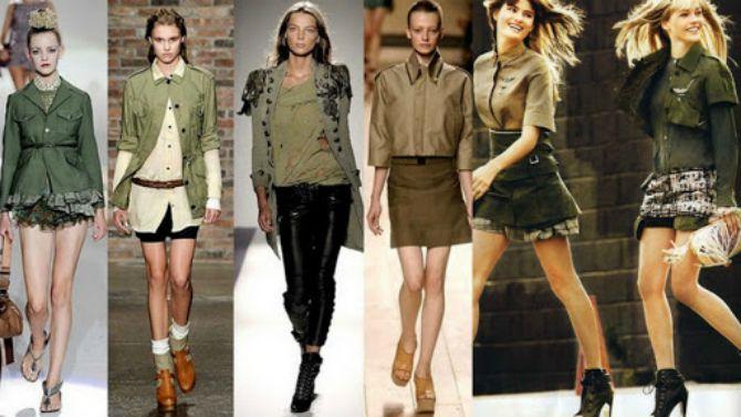 Модные образы с юбкой