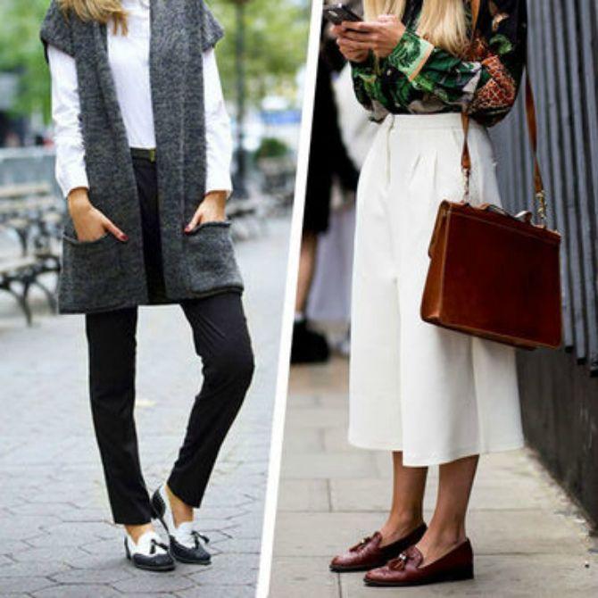 модные лоферы женские 2020
