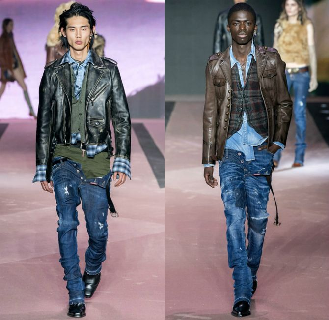 чоловічі джинси у 2002-2021