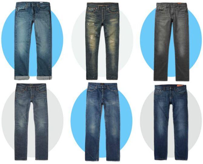 Чоловіча мода: які джинси носити 2020-2021 1