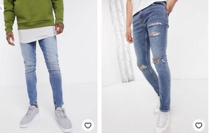 фасон джинсов