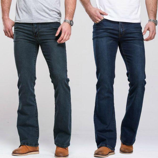 мужская одежда джинсы