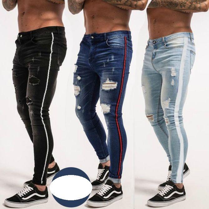 джинсы мужские классические