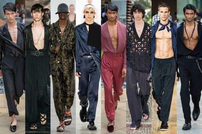 модне чоловіче взуття 2020-2021
