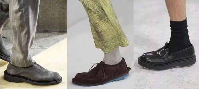 чоловіче взуття 2020-2021