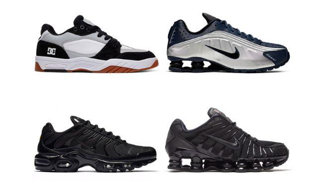 тенденции мужских кроссовок 2020-2021