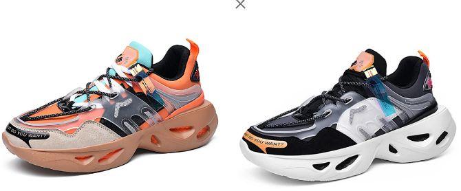чоловічі кросівки 2020-2021