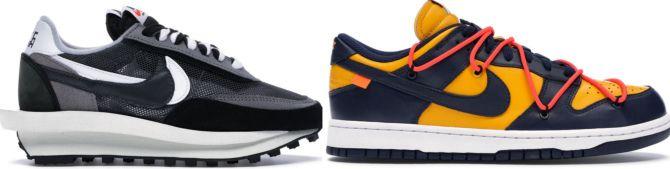 модные кроссовки лето 2020-2021