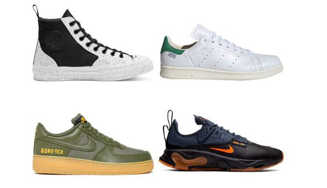 варианты модных кроссовок 2020-2021