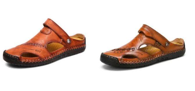 чоловічі сандалі 2020-2021