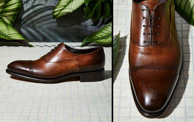 модні чоловічі туфлі