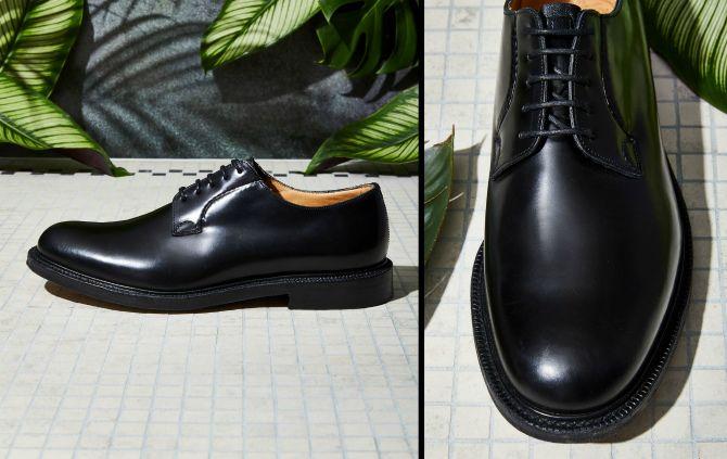 модные мужские туфли 2020