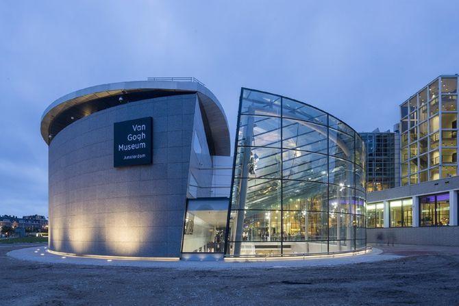 Музей Ван-Гога
